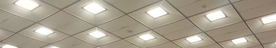 cafeteria lights